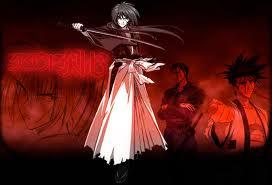 samurai x anime